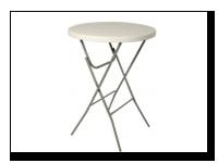 Sta tafel huren in Assen