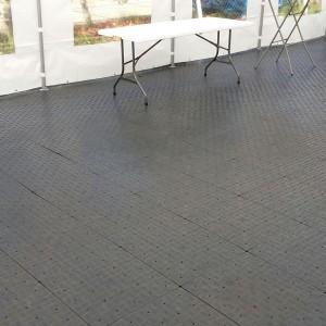 Tentvloer huren in Assen