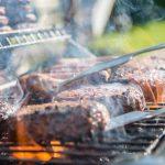 BBQ feest vieren